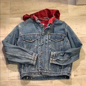 Denim Tommy jacket